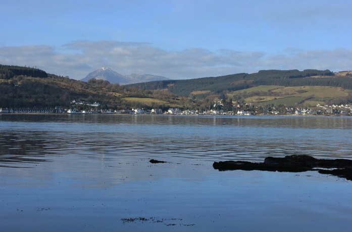 Picture of Lamlash Bay by Arran in Focus